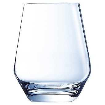 LUMINARC Chef & Somelier Vaso transparente 38 cl Vaso 38 cl