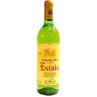 Estola Vino Blanco Botella 75 cl