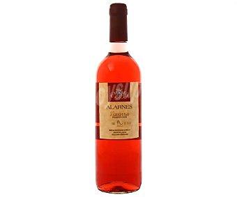 Alarnes Vino rosado con denominación de origen Navarra Botella de 75 cl