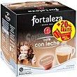 Café con leche Caja 12 monodosis CDG FORTALEZA