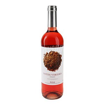 Vites Virides Vino D.O. Rioja rosado ecológico 75 cl