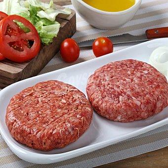 Roler Hamburguesa mediterranea sin aditivos (con tomate, orégano, albahaca y aceitunas verdes) 1x150 g