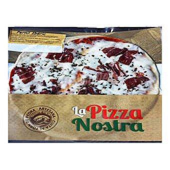La pizza nostra Pizza jamón ibérico 420 g