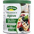 sirope cristalizado de agave bajo índice glucémico  bote 500 g Naturgreen