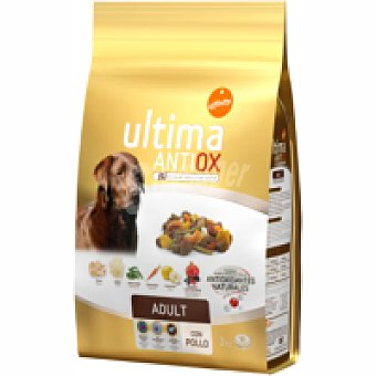 Ultima Affinity Alimento antiox para perro adulto 2 kg