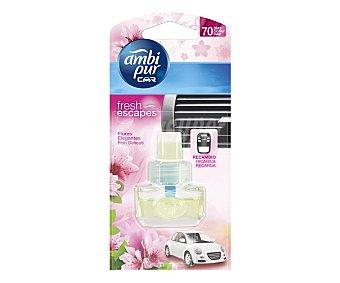 AmbiPur Recambio de ambientador con olor a delicadas flores Envase 7 ml
