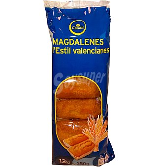 Magdalenas Condis valencianas 350 G