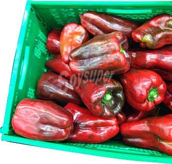 Pimiento Rojo (venta por unidades) 210 g peso aprox.