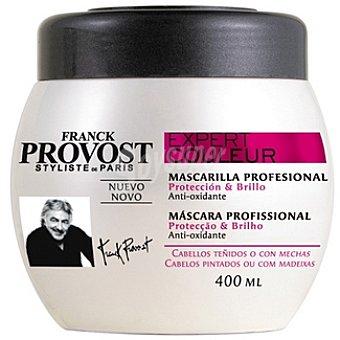 FRANCK PROVOST Expert Couleur Mascarilla protección & brillo anti-oxidante para cabellos teñidos Tarro 400 ml