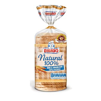 Bimbo Pan sándwich 100% natural  460 g