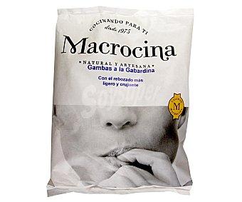 Macrocina Gamba Rebozada 200 Gramos