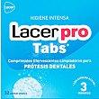 Tableta limpiadora Caja 320 unid LACERPRO