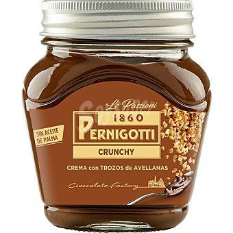 Amor Crock crema de cacao con trocitos de avellana sin aceite de palma  tarro 350 g