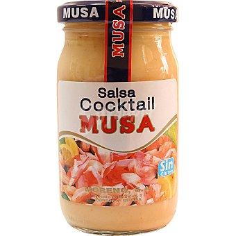 Musa Salsa rosa frasco 225 ml Frasco 225 ml