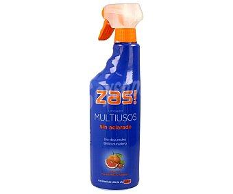 Zas Kh-7 Limpiador multiusos aroma pomelo rosa y vainilla efecto antivaho Spray 750 ml