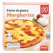 Pizza margarita Pack 3x300 gr DIA