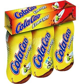 Cola Cao Batido energy X3 600 G