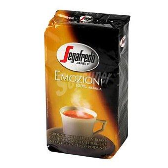 Segafredo Zanetti Café Molido Natural Emozioni 100% Arabiga 250 g
