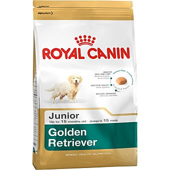 ROYAL CANIN JUNIOR Golden Retriever alimento especial para cachorros bolsa 12 kg Bolsa 12 kg