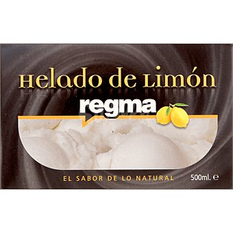 REGMA Helado de limon Tarrina 500 ml