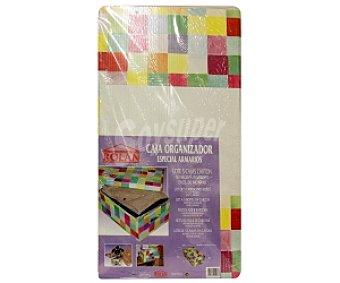 ROLAN Lote cajas cartón 5 Unidades