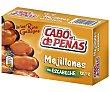 Mejillones en escabeche 13/18 piezas Lata 69 g neto escurrido  Cabo de Peñas