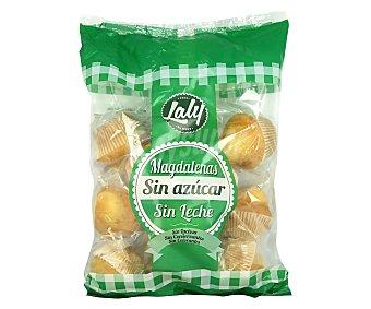 LALY Magdalenas sin azúcar, sin leche 500 g