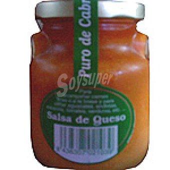 FLOR DE GÜIMAR Salsa de queso con pimienta y ajo Envase 250 g