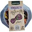 Vinagreta de alubia roja con hortalizas de cultivo ecológico Tarrina 250 g Huercasa