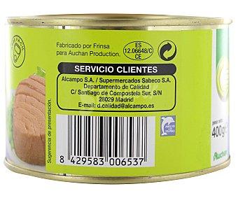 Productos Económicos Alcampo Atún en aceite vegetal Lata de 260 grs