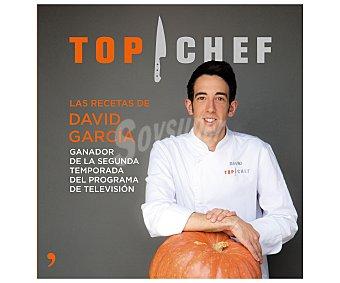 COCINA Top Chef: David García