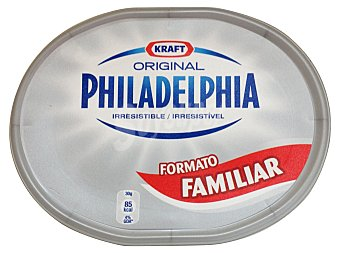 Philadelphia Queso untar blanco natural Tarrina 270 g