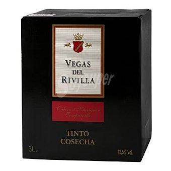 Vegas del Rivilla Vino tinto 3 l
