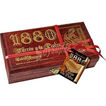 1880 Turrón a la piedra tableta 300 g