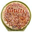 Pizza fresca barbacoa con bacon familiar 600 g Hacendado