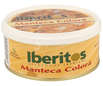 Iberitos Manteca colorá 250 gramos