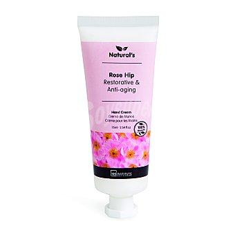 Idc institute Crema de manos rosa mosqueta tubo 75 ml Tubo 75 ml