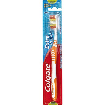 Colgate Cepillo dental Extra Clean medio blister 1 unidad
