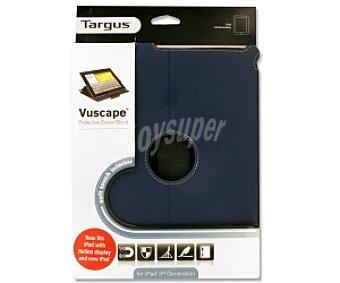 Targus Funda para ipad de 3ª generación Vuscape Azul,
