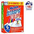 Toallitas Atrapa Color Caja 10+6 unid Micolor