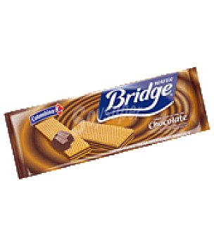 Colombina Galletas wafer bridge chocolate 175 g