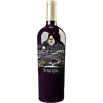 ARDALEJOS Vino tinto 16 meses en barrica D.O.P. Valtiendas ecológico botella 75 cl botella 75 cl
