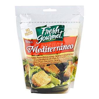 Fresh Gourmet Croutones estilo mediterraneo 80 g