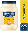 Mayonesa Bote 225 ml Hellmann's