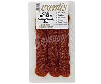 Can Duran Chorizo extra en lonchas 100 gr