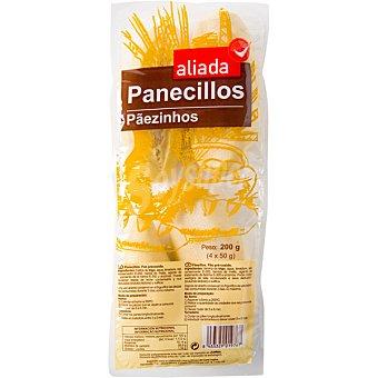 Aliada Panecillos precocidos envase 200 g 4 unidades