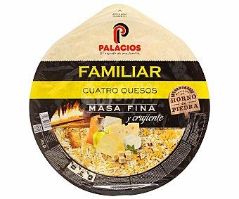 Palacios Pizza Maxi 4 Quesos 560g