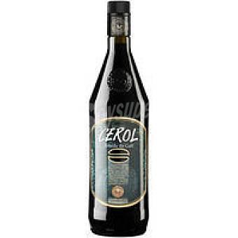 Cerol Aperitivo café licor Botella 1 litro