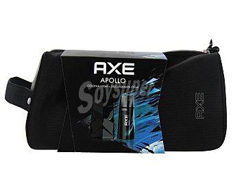 AXE Apollo Estuche para hombre con colonia (100ml), desodorante spray (150ml) más neceser 1 unidad