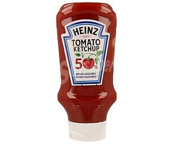 Heinz Ketchup con 50% menos de azúcares Bote de 550 g